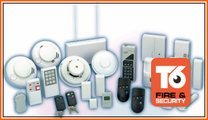 Wired & Wireless Security Installation Services in Dumfries, Scotland and Cumbria from T6 Audio Visual