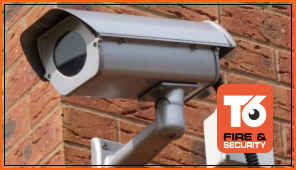 IP and Analogue CCTV Installation Services in Dumfries, Scotland and Cumbria from T6 Audio Visual
